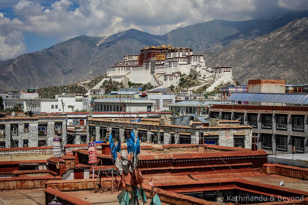 Photograph of Tibet