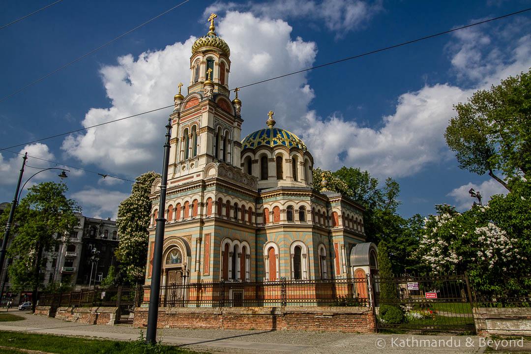 Alexander Nevsky Cathedral Lodz Poland-1