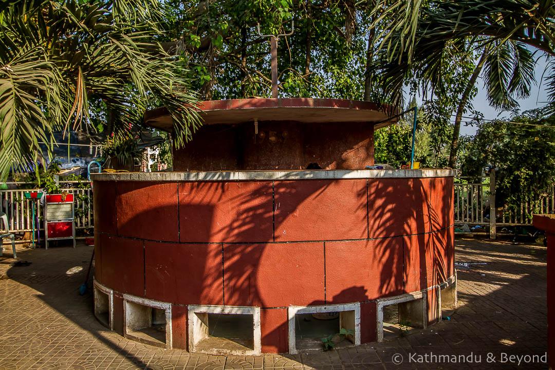French-era Public toilet Phnom Penh Cambodia   Architecture