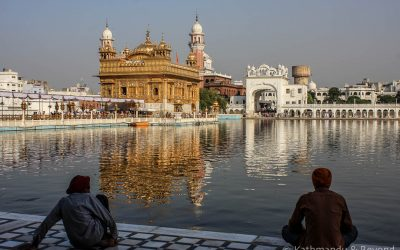 Travel Shot | The Golden Temple in Amritsar, India