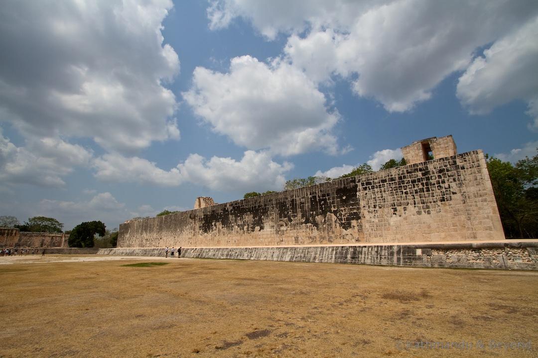 Gran Juego de Pelota Chichen Itza Mexico (2)