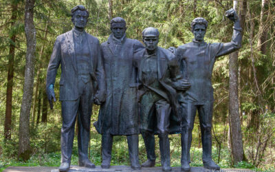 Monument to the Four Communists