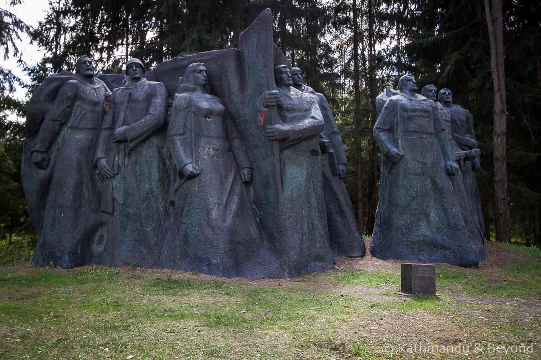 Grutas Park Druskininkai Lithuania-60