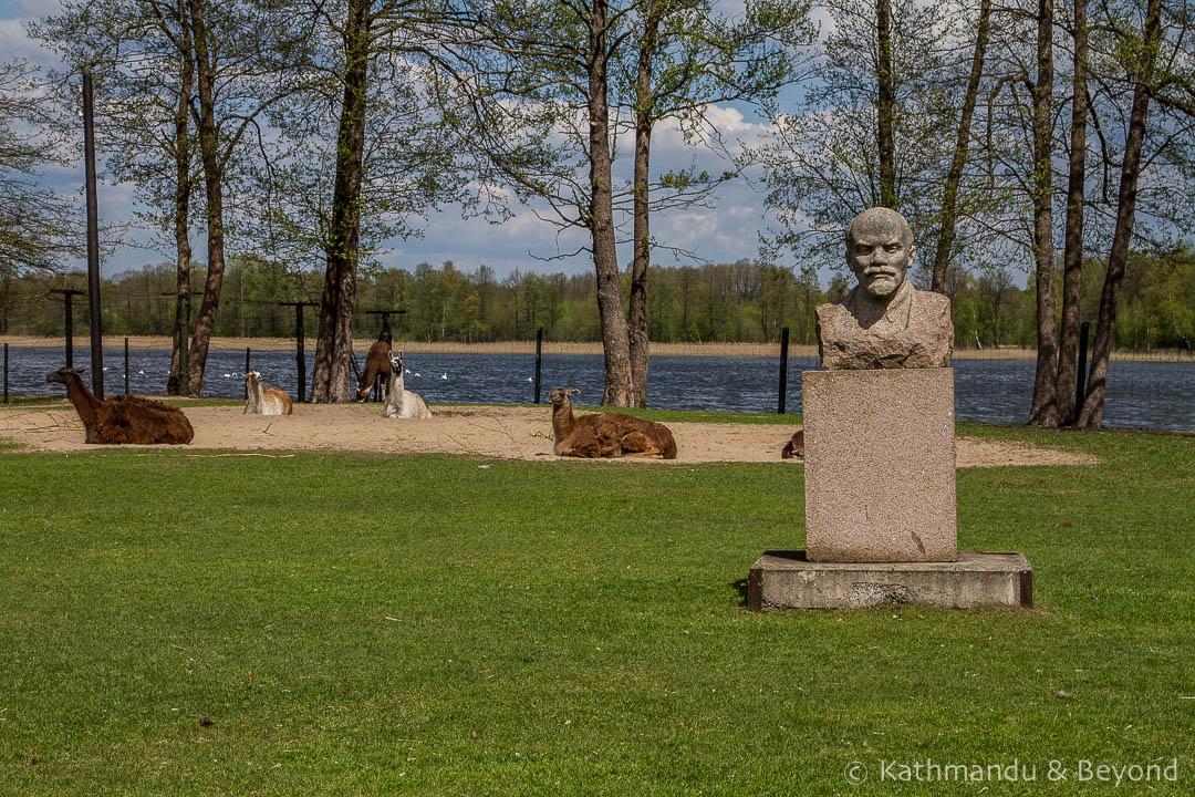 Grutas Park Druskininkai Lithuania-67