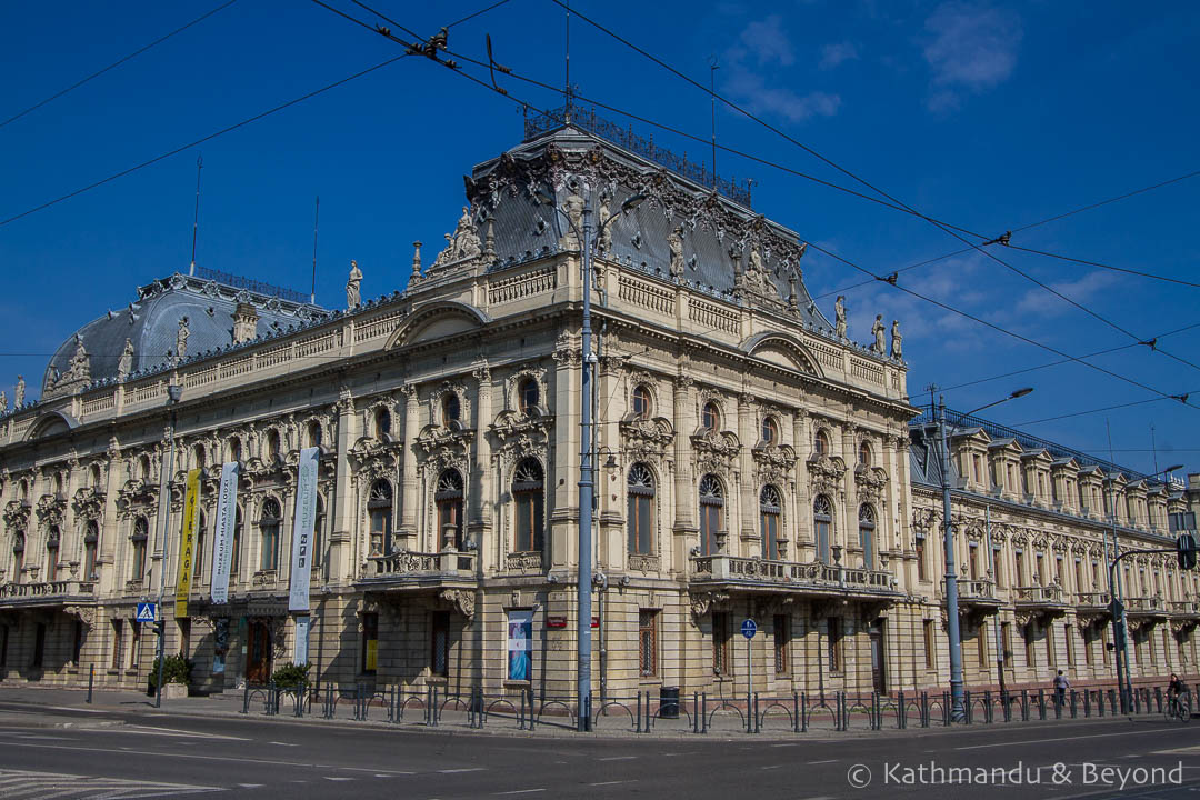 Historical Museum of Lodz (Izrael K. Poznanski Palace) Lodz Poland-1