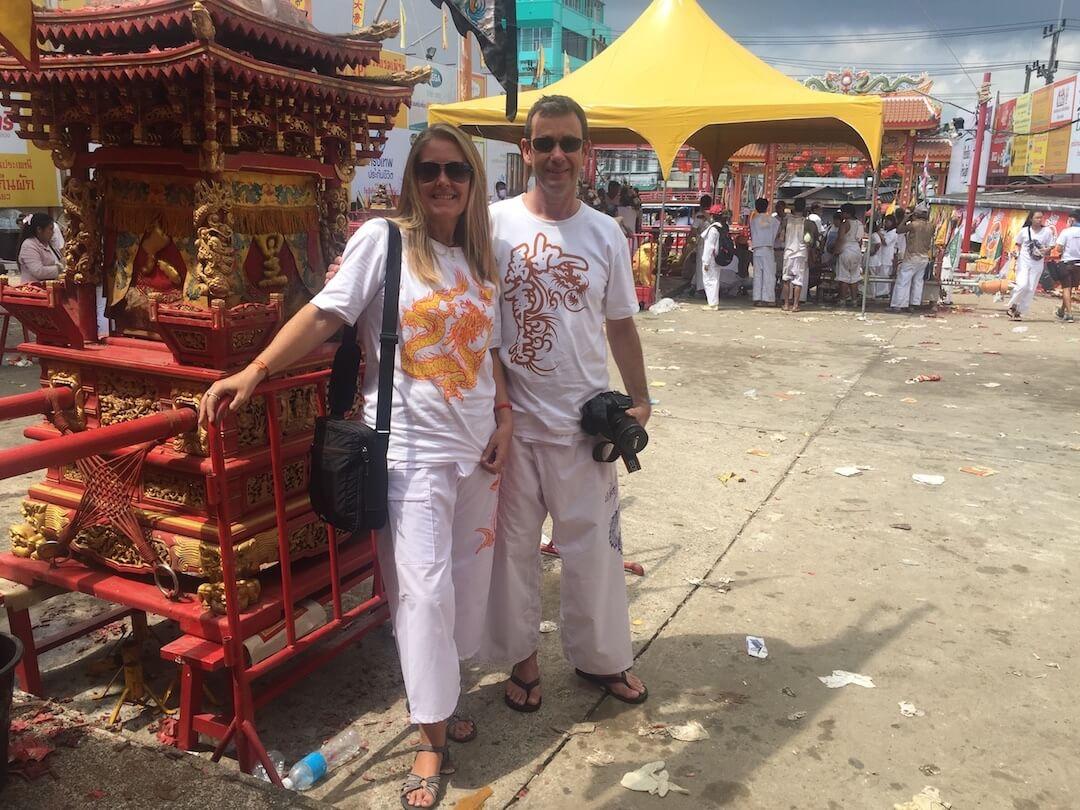 Travel tips Phuket Vegetarian Festival Thailand