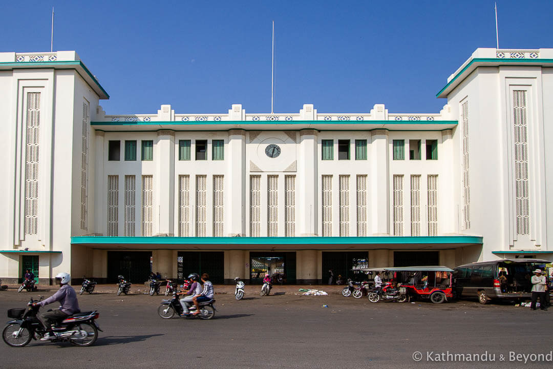 Royal Railway Station Phnom Penh Cambodia-2 (1)