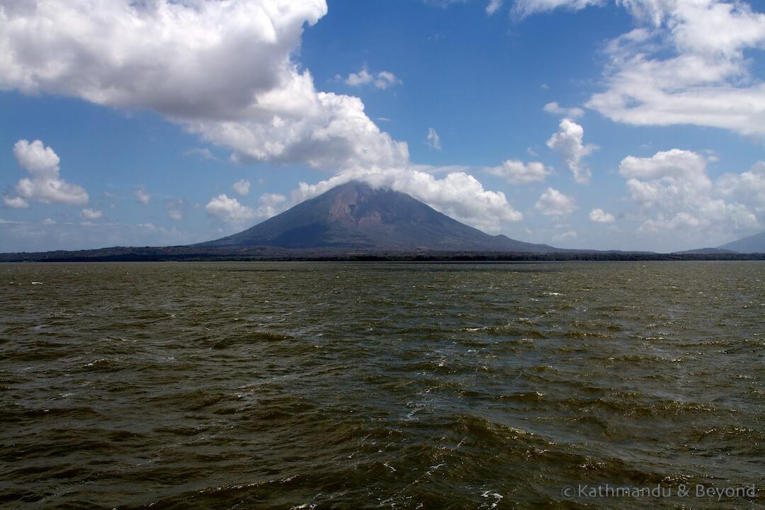 Volcan Concepcion and Lago de Nicaragua Isla de Ometepe Nicaragua (1)
