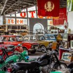 A retro visit to the AutoMotoVeloPhotoTeleRadio Museum in Vinnytsia, Ukraine