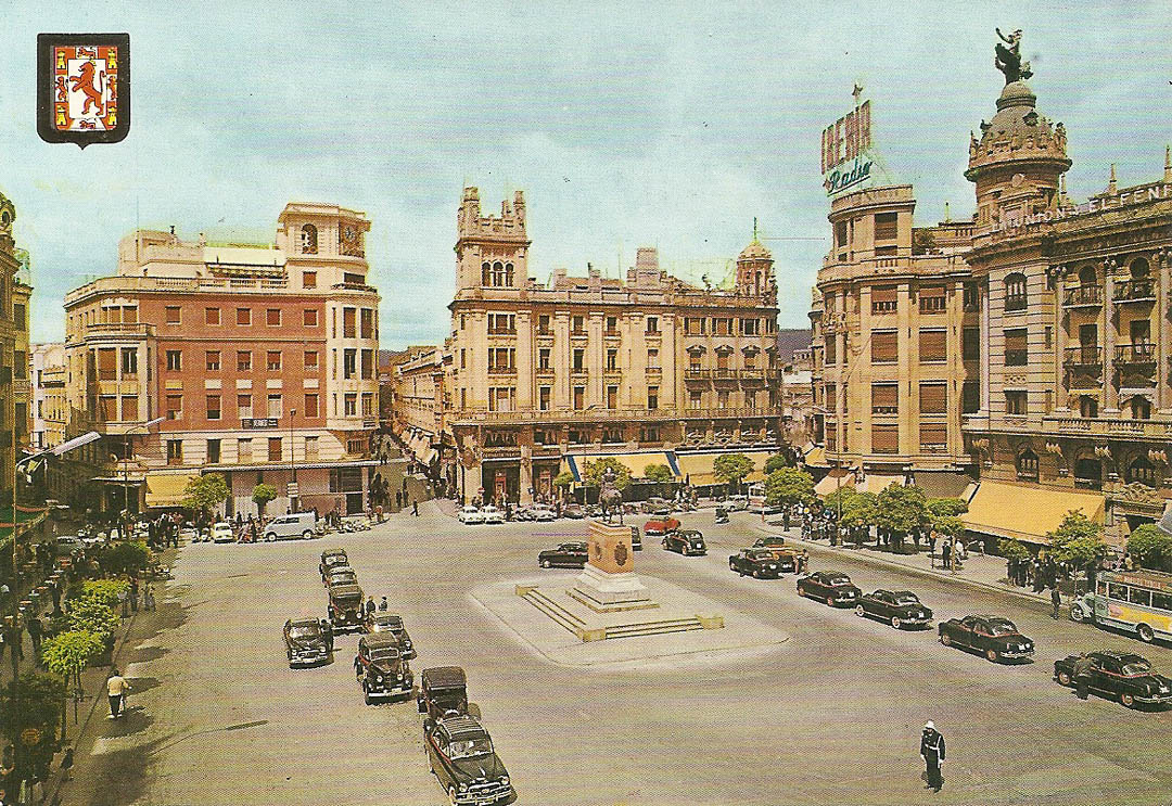 Postcard from Cordoba 21st December 1988