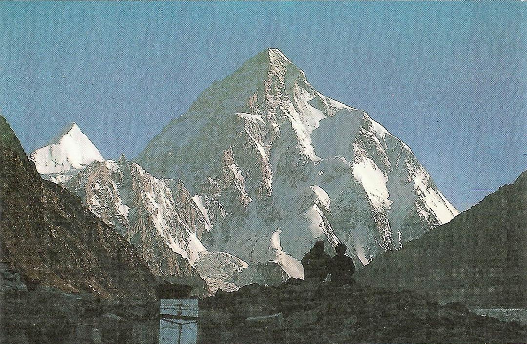Postcard from Peshawar 25th September 1992