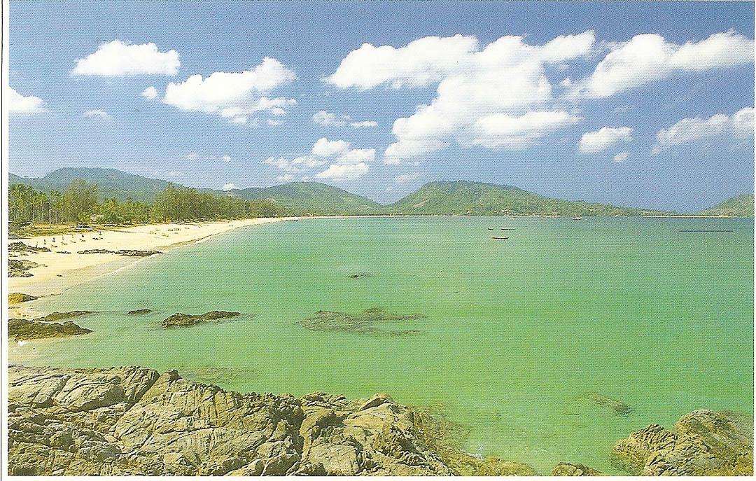Postcard from Phuket 23rd February 1992 (1)