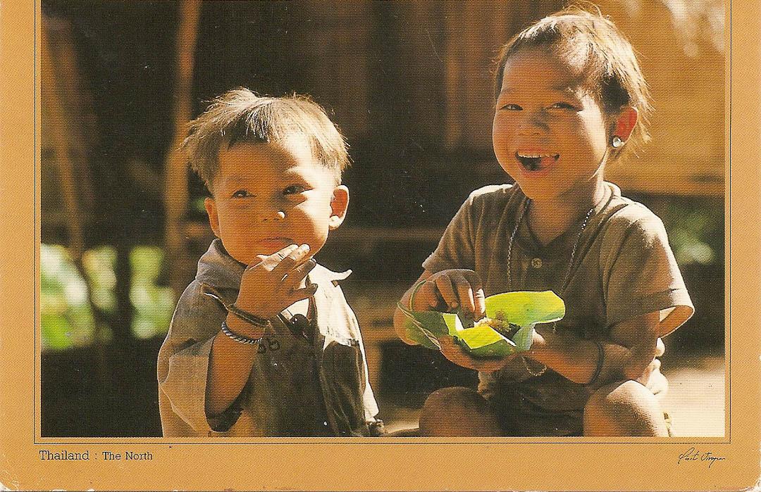 Postcard from Phuket 23rd February 1992
