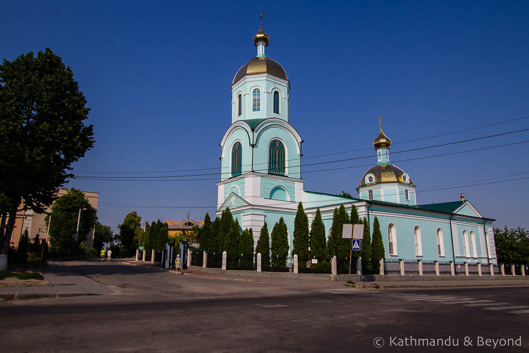 Assumption Church Uman Ukraine | Where to break the journey between Kiev and Odessa in Ukraine