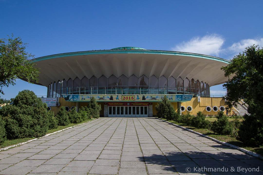 Kyrgyz State Circus Bishkek Kyrgyzstan