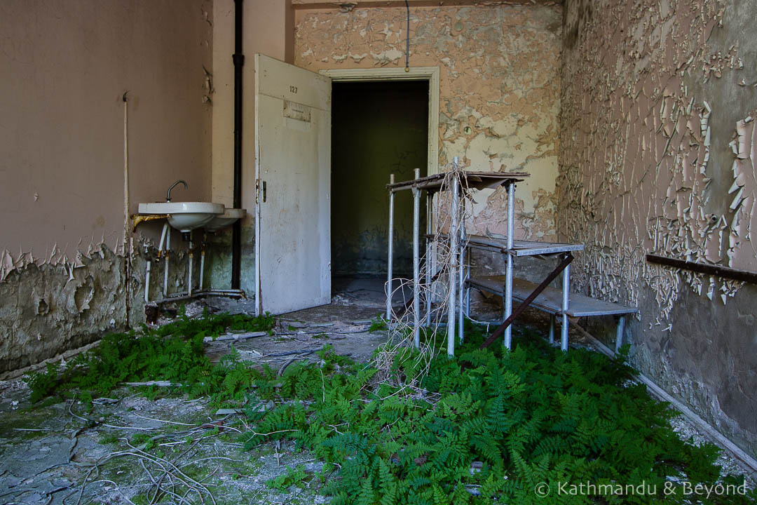 Palace of Culture Energetik Pripyat town Chernobyl Exclusion Zone Ukraine-8