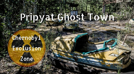 Pripyat: Photos from Chernobyl Exclusion Zone