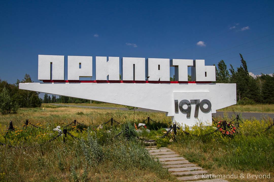 Pripyat town Chernobyl Exclusion Zone Ukraine-1