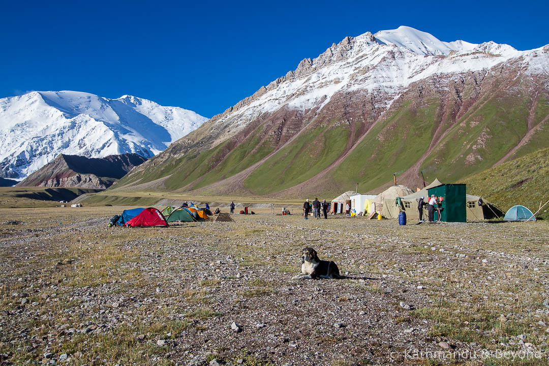 Peak Lenin Base Camp Kyrgyzstan-97