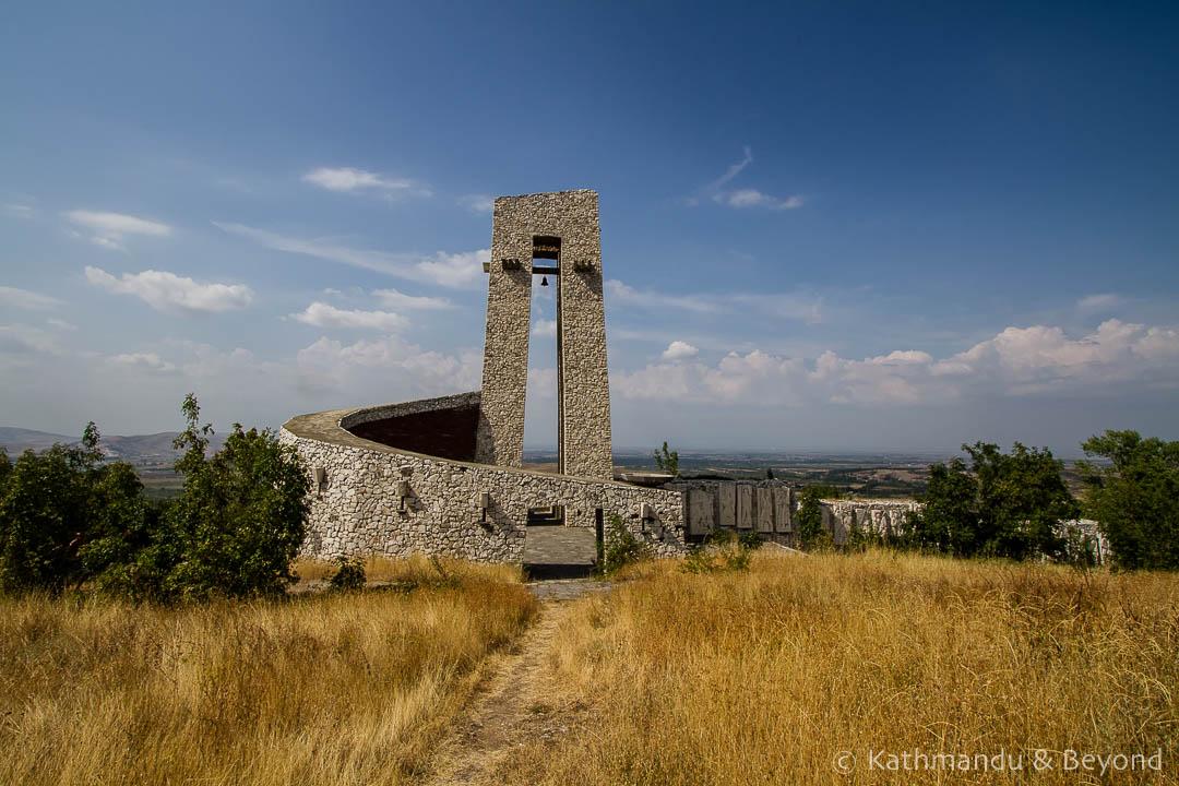 Three Generations Monument in Perushtitsa, Bulgaria | Socialist monument | former Eastern Bloc