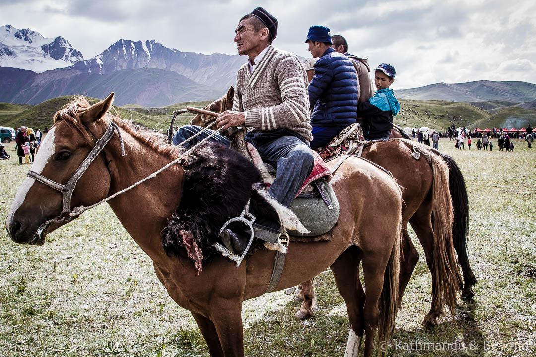 Kok Boru Horse Games Tulpar Kul (Achik-Tash) Kyrgyzstan-51