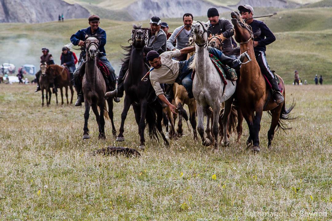 Kok Boru Horse Games Tulpar Kul (Achik-Tash) Kyrgyzstan-76