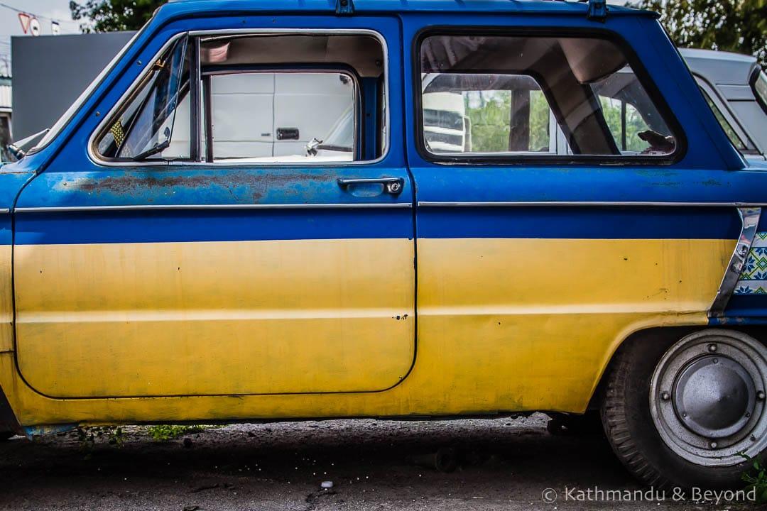 AutoMotoVeloPhotoTeleRadio Museum Vinnytsia (Vinnytsya) Ukraine-44