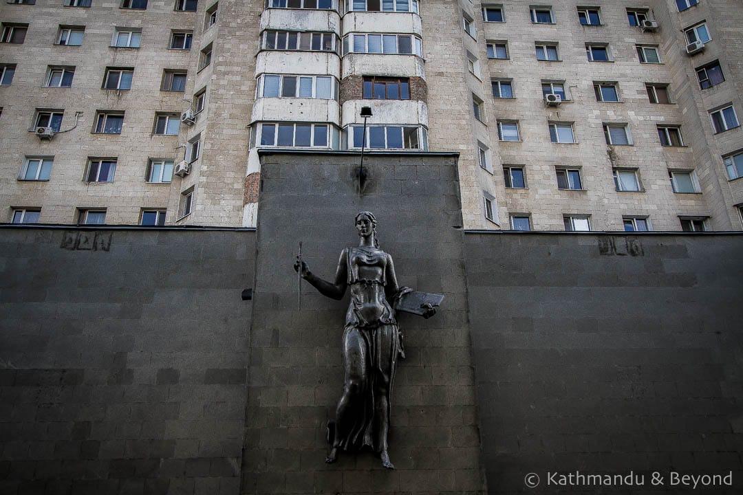 Residential Building Chisinau Moldova
