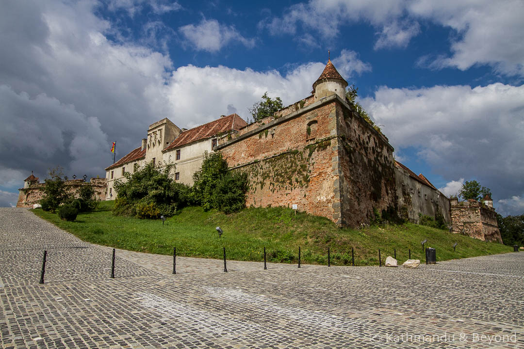 Citadel of The Guard Brasov Romania-1