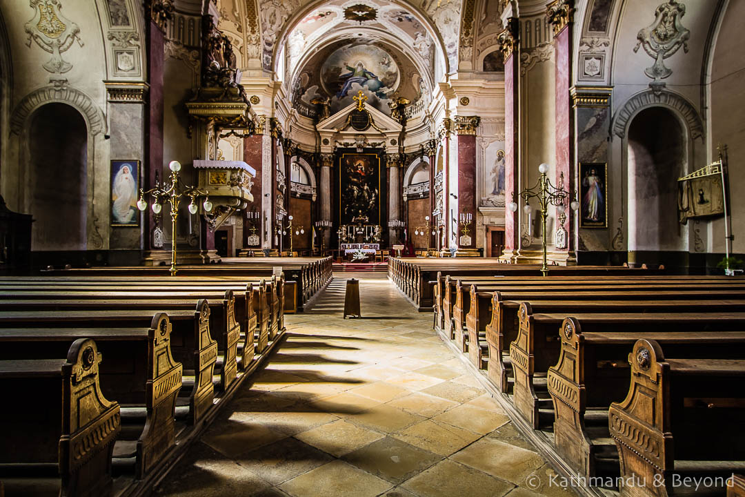 Co-Cathedral of the Ascension of the Lord (The Great Church) Kecskemet Hungary-5-Edit