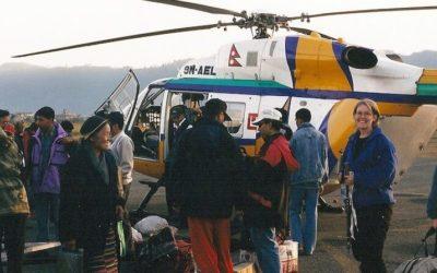 Friday Flashback |Trekking in the Annapurnas – 10 days up, 1 hour down