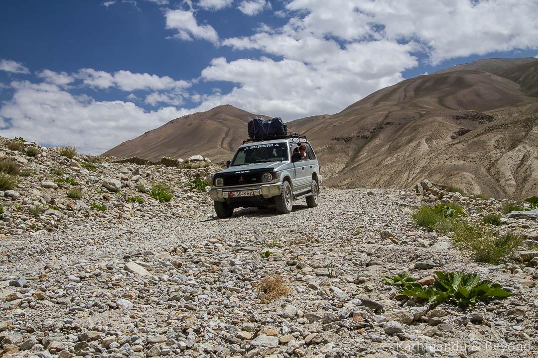 khargush to Langar, Wakhan Valley, Tajikistan