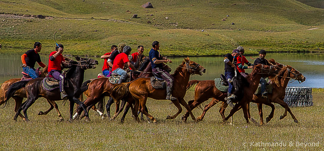 Nomadic Horse Games in Kyrgyzstan | Central Asia Travel Guide