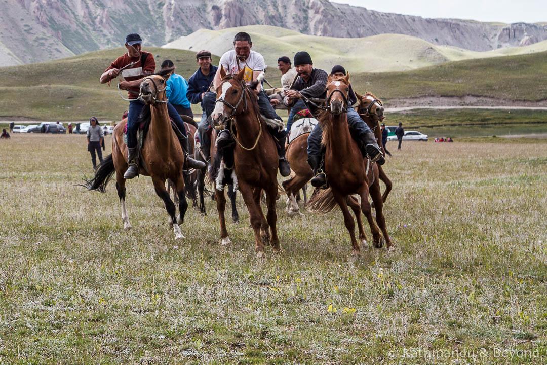 Kok Boru Horse Games Tulpar Kul (Achik-Tash) Kyrgyzstan-82