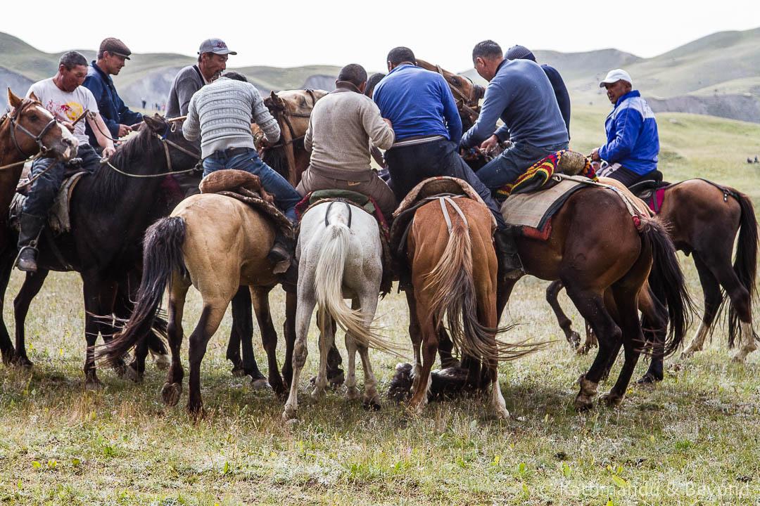 Kok Boru Horse Games Tulpar Kul (Achik-Tash) Kyrgyzstan-91