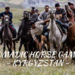 Nomadic Horse Games in Kyrgyzstan