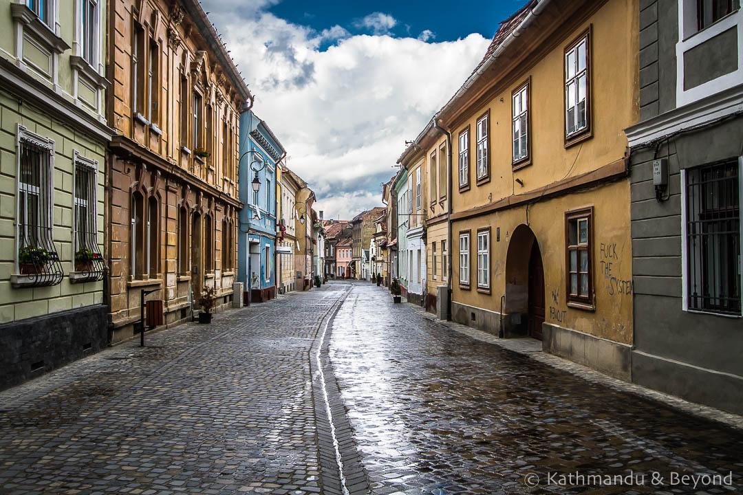 Old Town Brasov Romania-2-3
