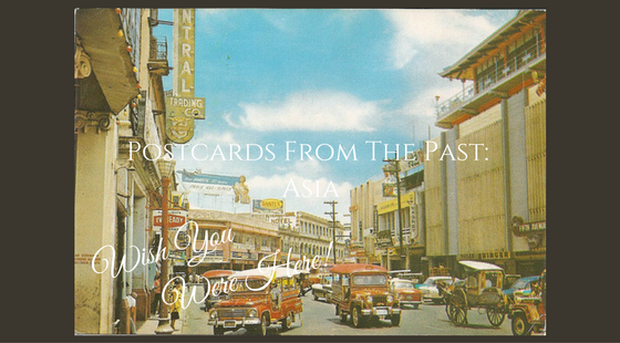 Postcards from Asia 1992