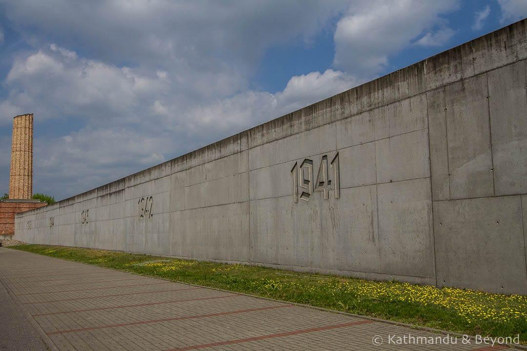 Radegast Station Memorial Litzmannstadt (former Jewish ghetto) Lodz Poland-3