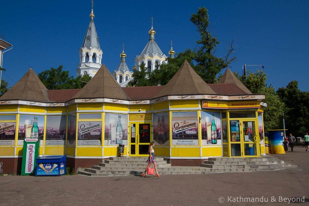 Victory Square Zhytomyr Ukraine-5