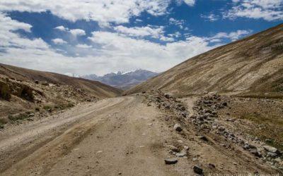 Travel Shot   The Khargush Pass, Tajikistan