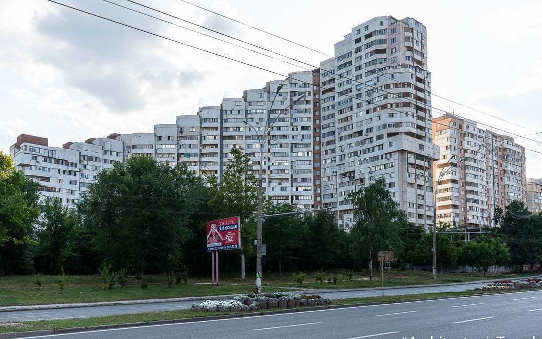 Chisinau City Gates