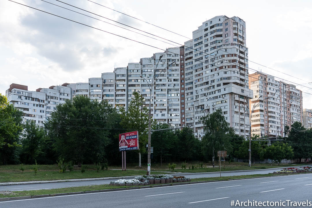 Chisinau City Gates in Chisinau, Moldova   Modernist   Soviet architecture   former USSR