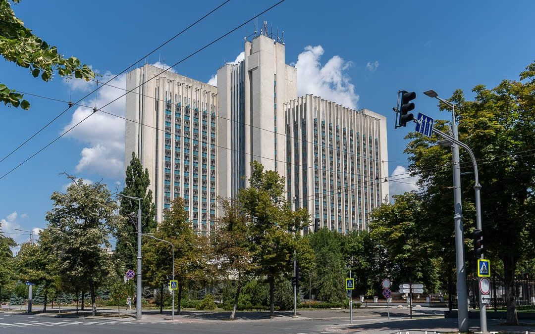 Ministry of Agriculture and Food Industry of the Republic of Moldova