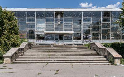 International Exhibition Centre MoldExpo (Pavilion Number 8)