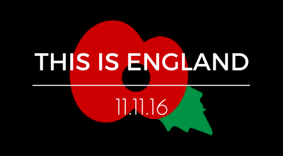 This is England | Remembrance Sunday