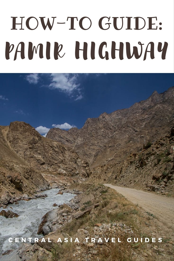 Travel Tips for the Pamir Highway