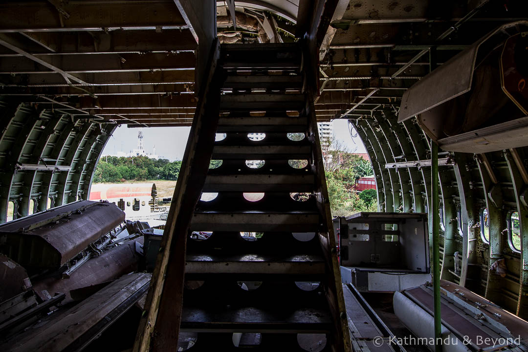 how to get to the airplane graveyard bangkok