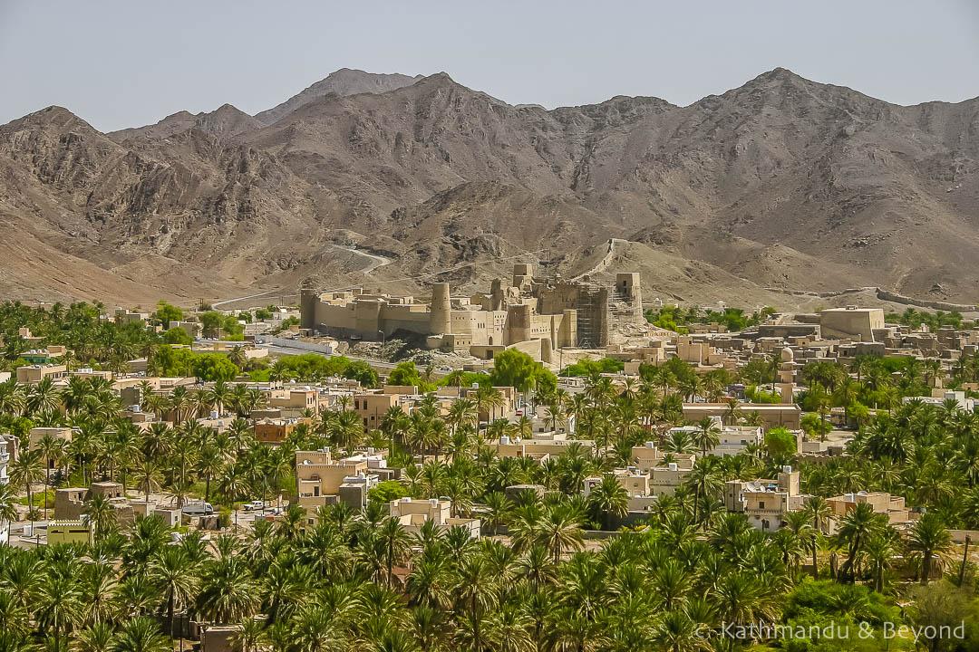 Bahla Fort Nizwa Oman