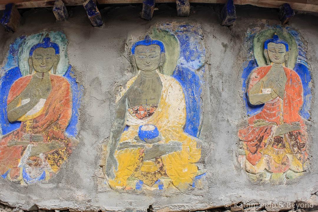 Gyantse Kumbum Gyantse Tibet 10